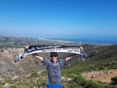 Patrick Horstmann auf Kreta 11.07.2018
