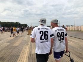 Michel Berz und Sven Vickermann bei Parookaville in Weeze 19.07.2019
