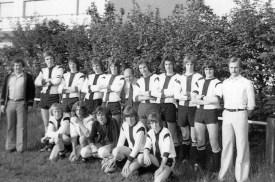 Staffel 3 Meister A-Jugend SuS Scheidingen