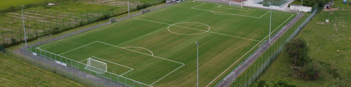 SuS Sportanlage von oben 2021