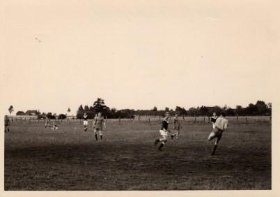Erster Sportplatz am Bispingwald 1946 - 1964 (3)