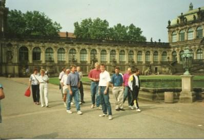 SuS 1 1991 in Dresden bei Traktor Naundorf