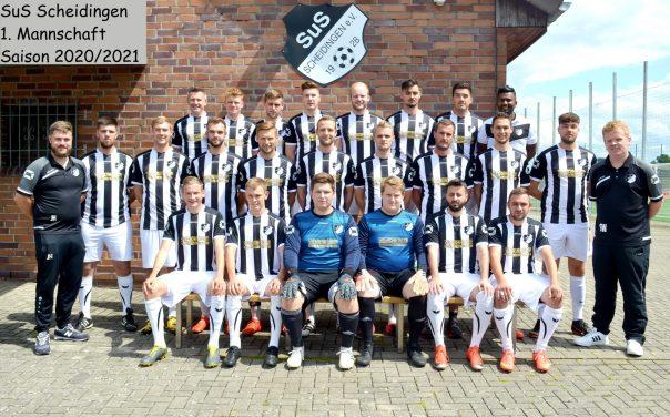1. Mannschaft 2021-2022