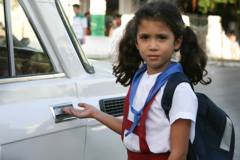 Kuba Havanna Habana Fotograf Pionier Schulkinder Schule-6