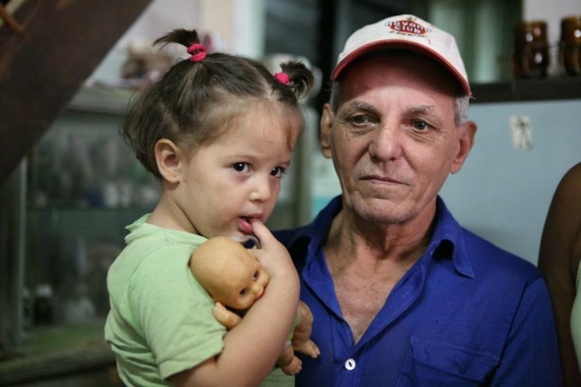 Kuba Havanna Habana Fotograf people Familie -5