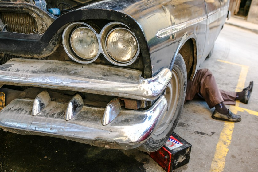 Kuba Havanna Oldtimer Fotograf Auto-8