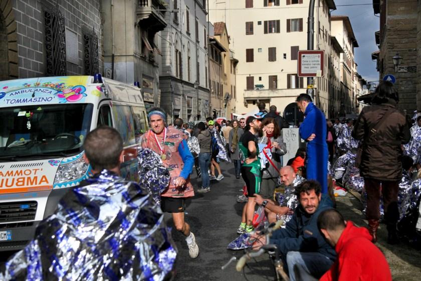 Fotograf Reise Florenz Italien Marathon-5
