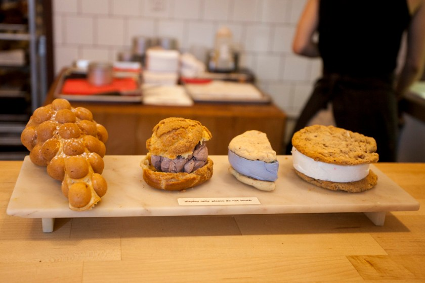 Toronto Ossington 2016 Eisdiele Eis Bang Bang Icecream Bakery fotograf blog