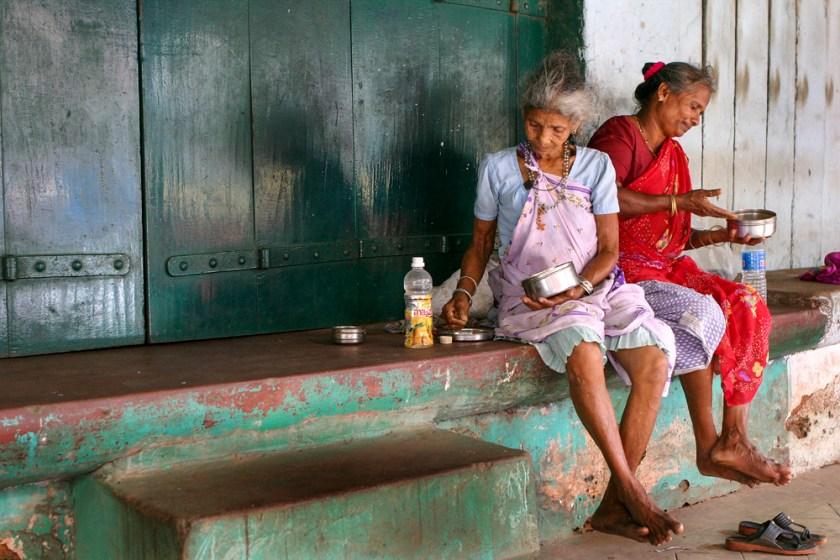 Indien Goa Frauen Dorf Fotograf