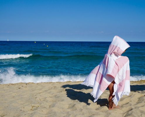 Ein perfekter Strandtag - Plage de Pampelonne, Strandgespenst
