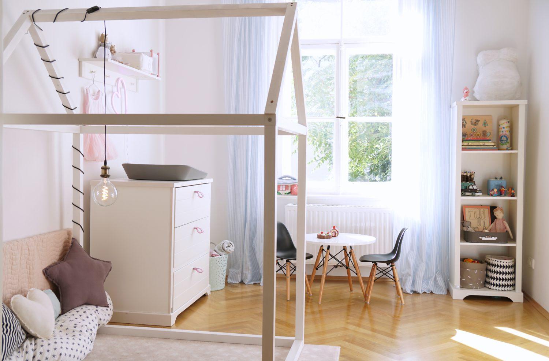 Wohnpsychologie im Kinderzimmer - Tipps für die Kinderzimmergestaltung