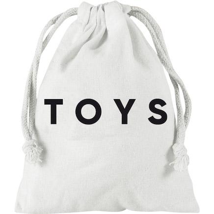 Das Geschenk zur Geburt + 3 Baby & Kind Shop Empfehlungen - LOVELY KIDS Beutel Boys weiß