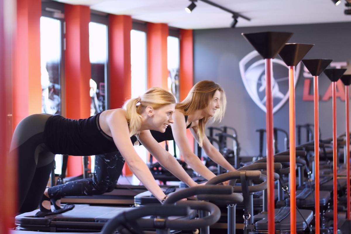 Studio Lagree München - ganzheitliches Fitnesstraining | Interview Melanie & Susanna