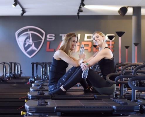 Studio Lagree München - ganzheitliches Fitnesstraining | Interview viel trinken ist wichtig