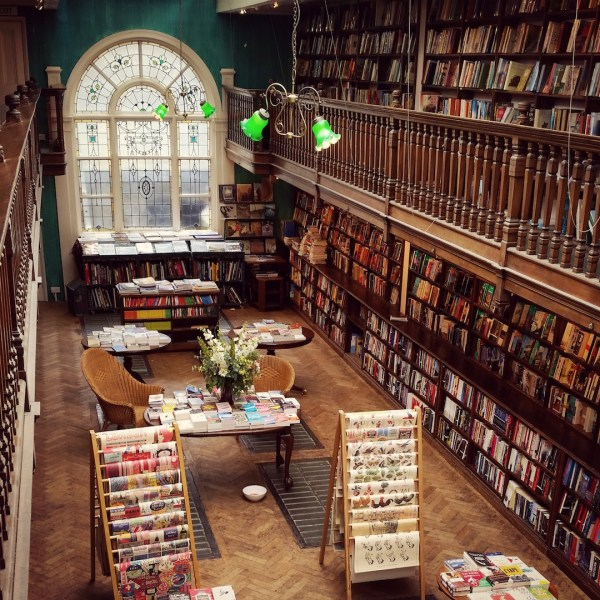 Every bit as magical as you'd expect: Daunt Books