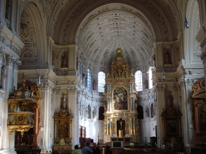 picture of Saint Michael's High Altar
