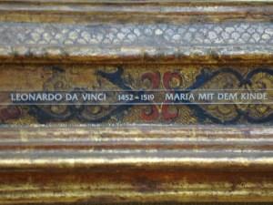 Da Vinci citation