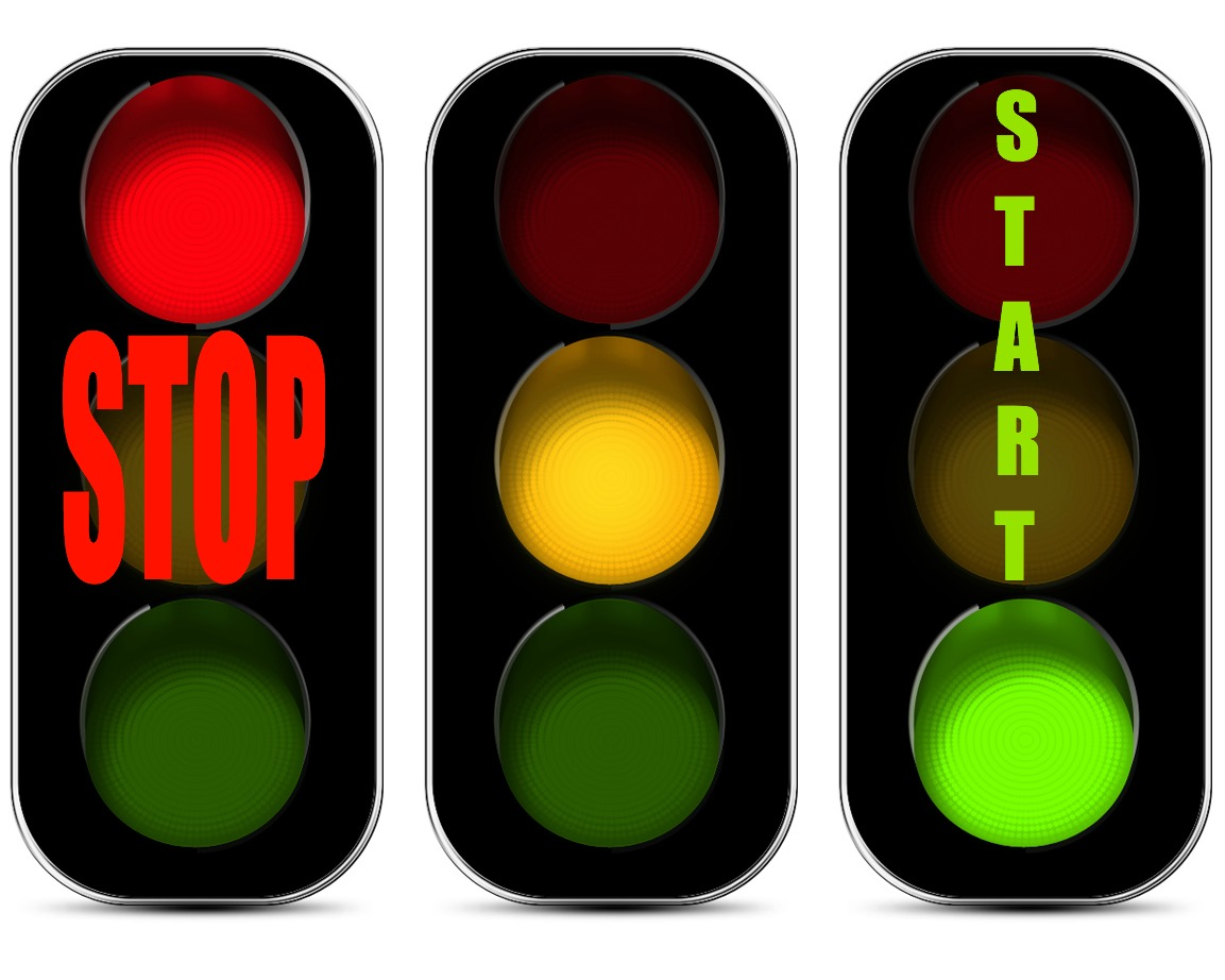 Stop And Start Susanbmead