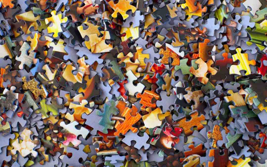 Finding the Unexpected in a Pile of Puzzle Pieces