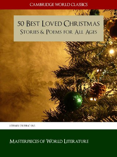 50 Best Loved Christmas Stories and Poems For All Ages on a post at Holy in the Daily