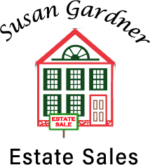 Susan Gardner Estate Sales in Sonoma, Kenwood, Glen Ellen, Oakmont, Santa Rosa