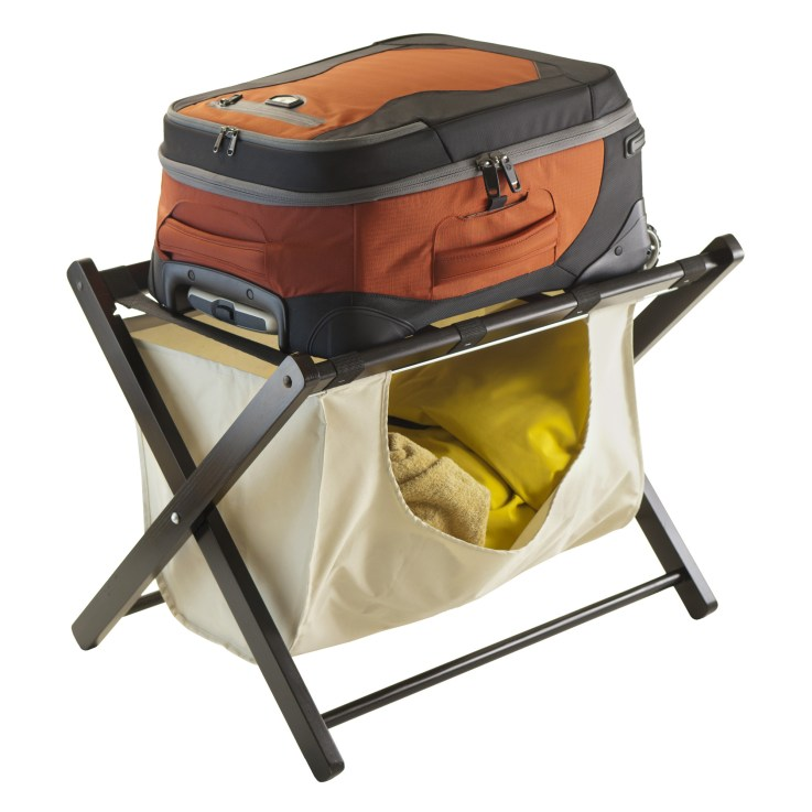Winsome Dora Straight Leg Luggage Rack, Wayfair