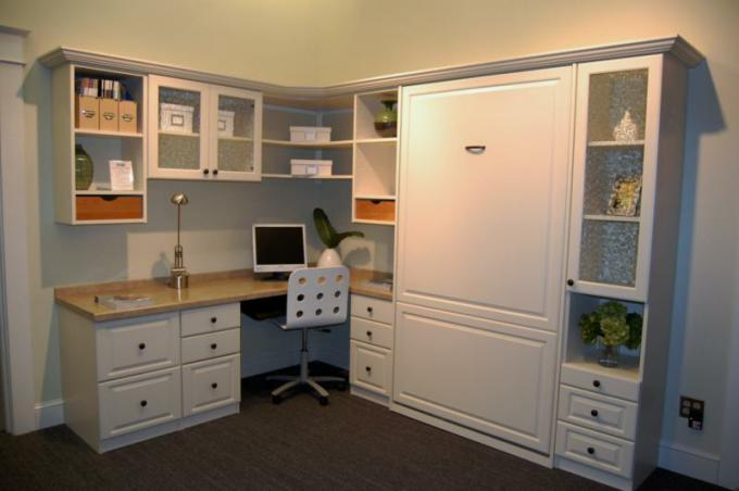 Turn A Spare Bedroom Into A Home Office Guest Room