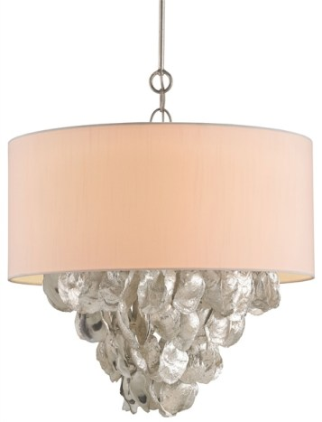 Capri Chandelier by Currey & Company