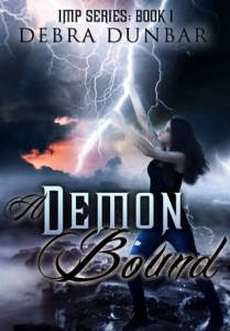 A Demon Bound book cover