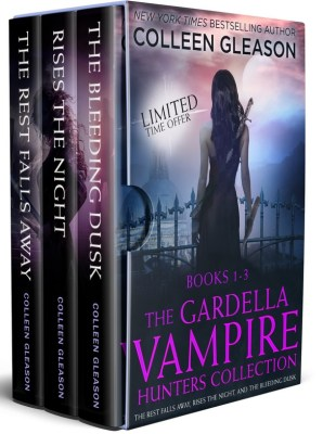 The Gardella Vampire Hunters boxed set cover