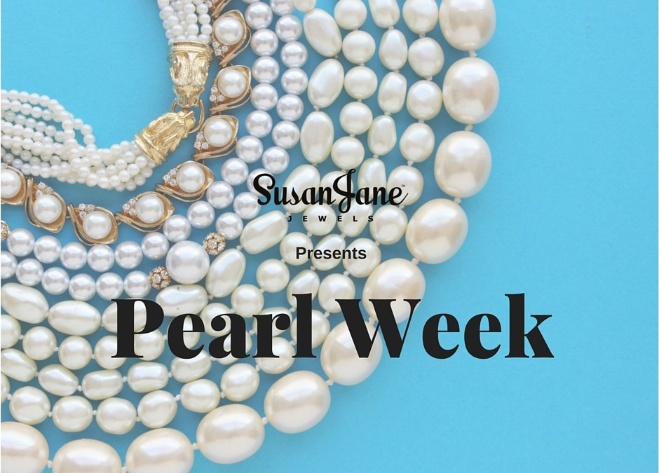 Celebrating Pearl Week!