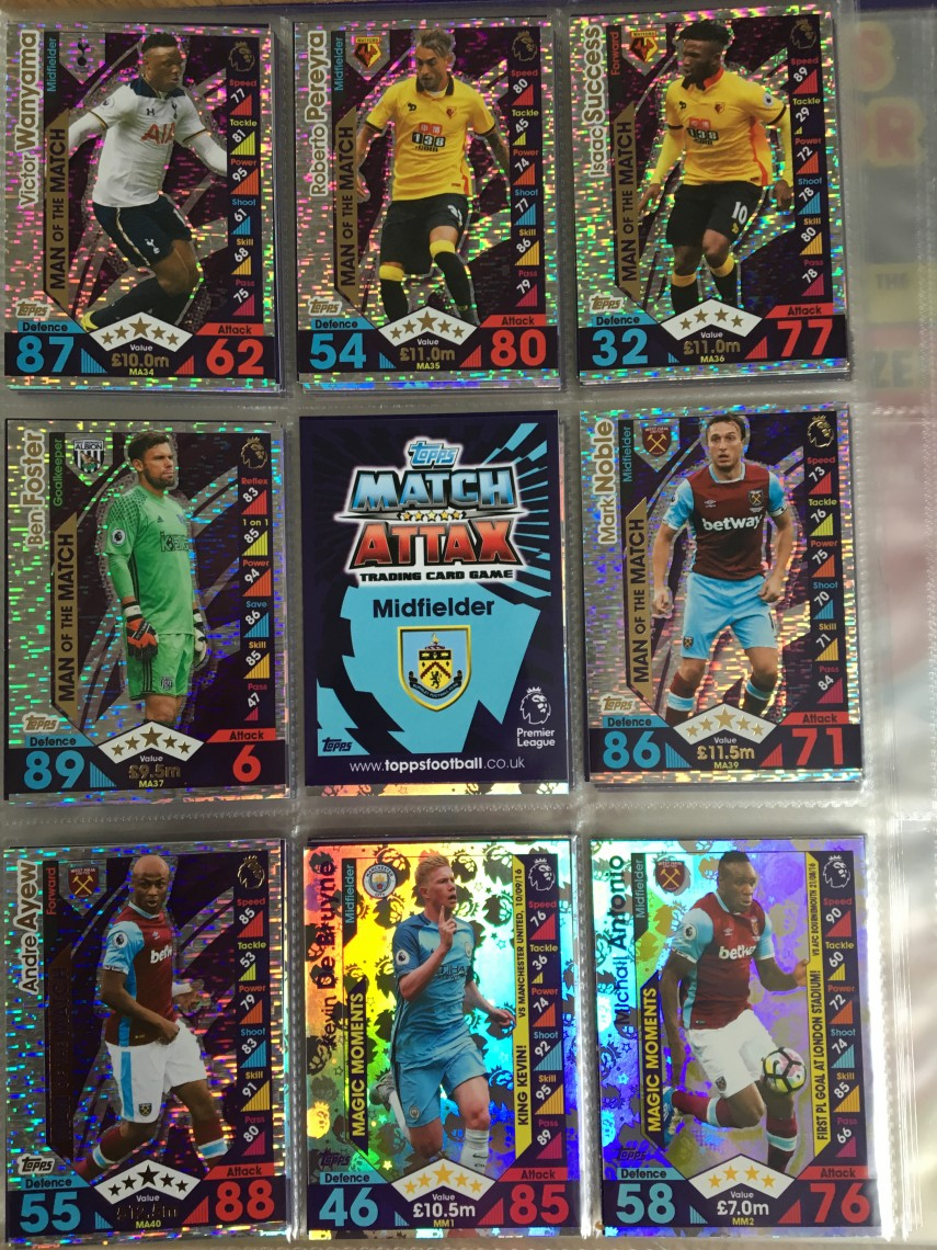 Match Attax Extra Love Of All Things Football
