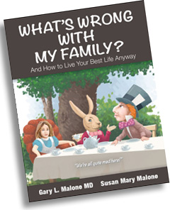 What's Wrong With My Family by Susan Mary Malone