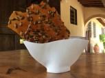 pumpkin seed honey brittle