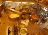 Cheese production in the modern dairy