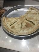 The famous Ligurian vegetable tart.
