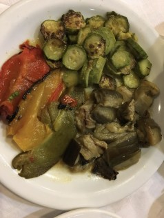 Ligurian cook their vegetables long and slow in EVOO to bring out the deliciousness.
