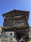So beautiful. The traditional Valais barn (Le Cotterg).
