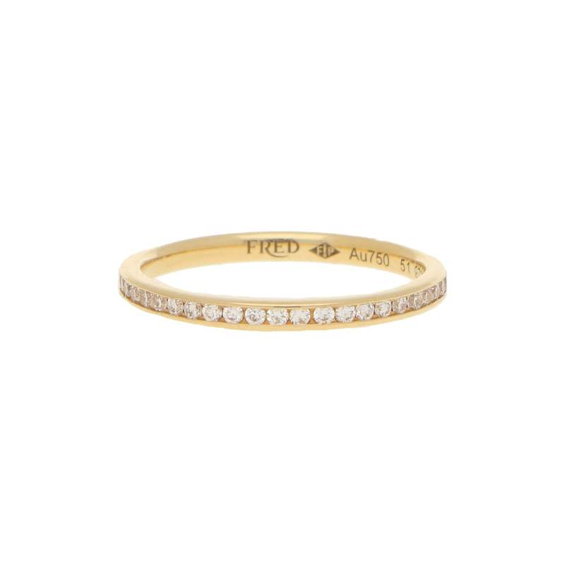 Fred diamond eternity ring