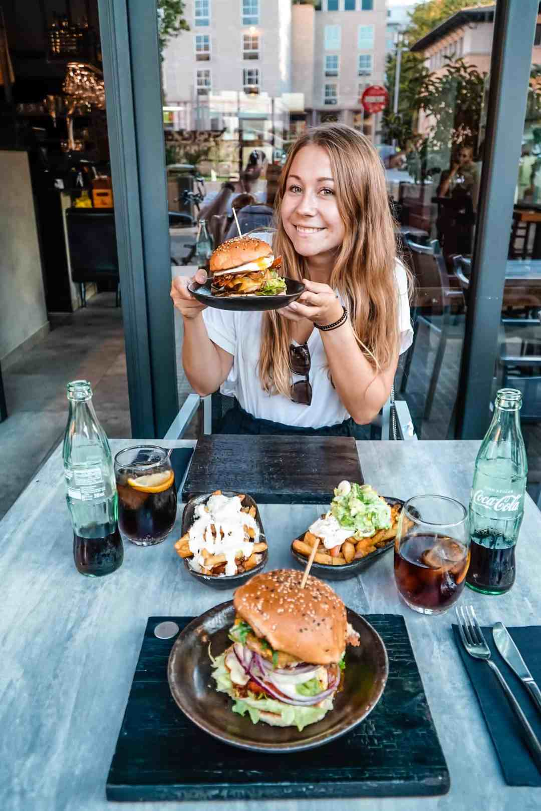 Badal Burger Mallorca / Ernährungplan
