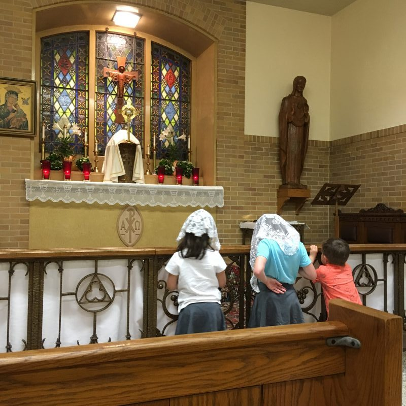 Catechisms Cannot Teach Your Children to Love God