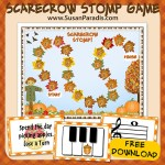 Scarecrow Stomp Game