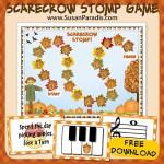 Scarecrow Stomp Game
