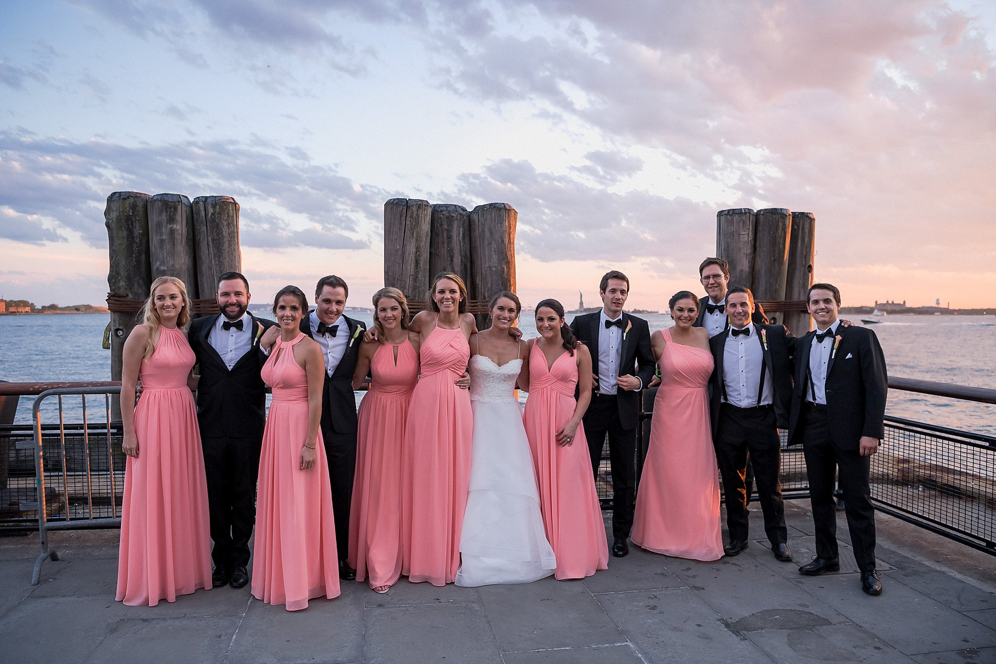 Brides and her Friends for a formal shoot, , photographed by Susan Shek Wedding Photography in New York City, NY.