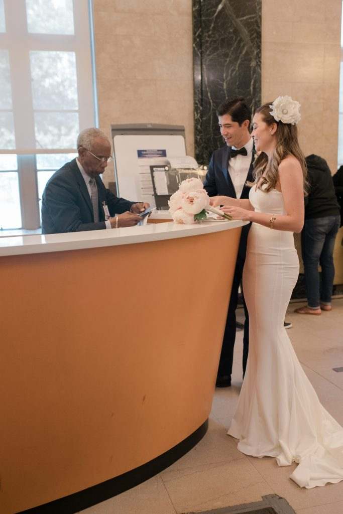 City Hall-Wedding Susan Shek Photography