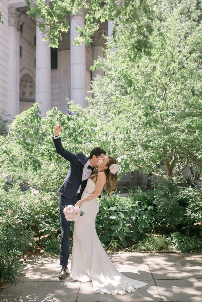 City Hall Wedding Photographer NYC Susan Shek