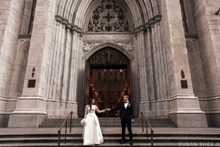 wedding venues nyc st patricks cathedral