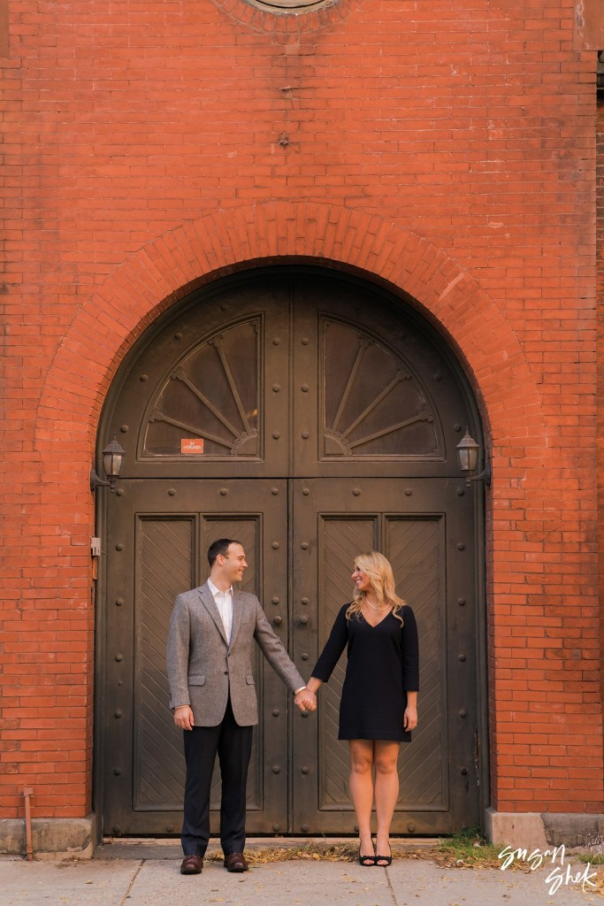 Brooklyn heights Engagement Shoot, NYC Engagement Photographer, Engagement Session, Engagement Photography, Engagement Photographer, NYC Wedding Photographer