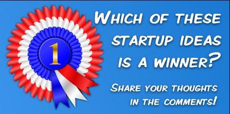 Winner startup ideas