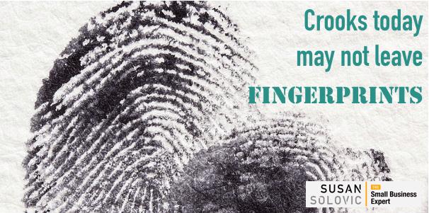 crooks today fingerprints